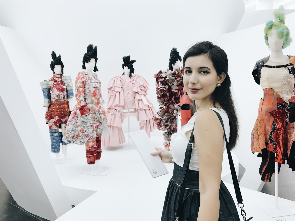 Comme des Garçons, Rei Kawakubo, MET, Metropolitan Museum of Art, New York, fashion, MET gala, fashion blogger, style, high fashion, couture