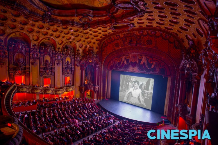 Cinespia, Downtown Los Angeles Theatre, LA, historic Los Angeles