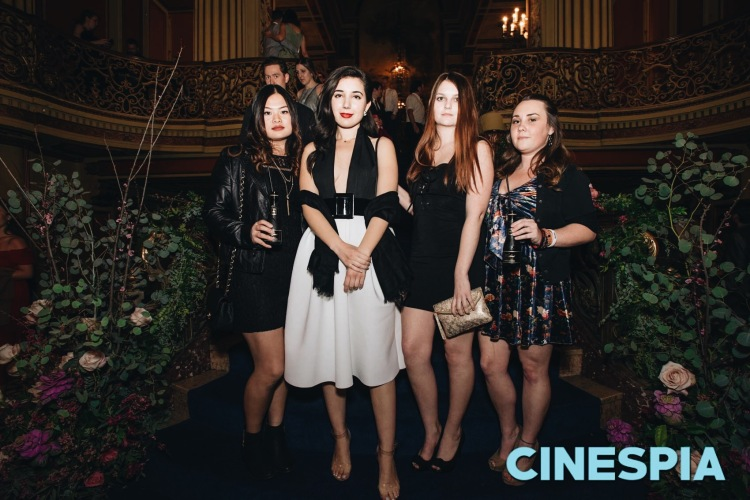 Los Angeles Theatre, Old Hollywood, glamour, ASOS, retro dress, retro earrings, black and white dress, Burberry, Burberry purse, curly hair, red lips, Downtown Los Angeles, historic Los Angeles, LA style, Roman Holiday, Audrey Hepburn, clutch, strapped heel, shawl, Louis Vuitton, halter dress, squad goals, guru gang