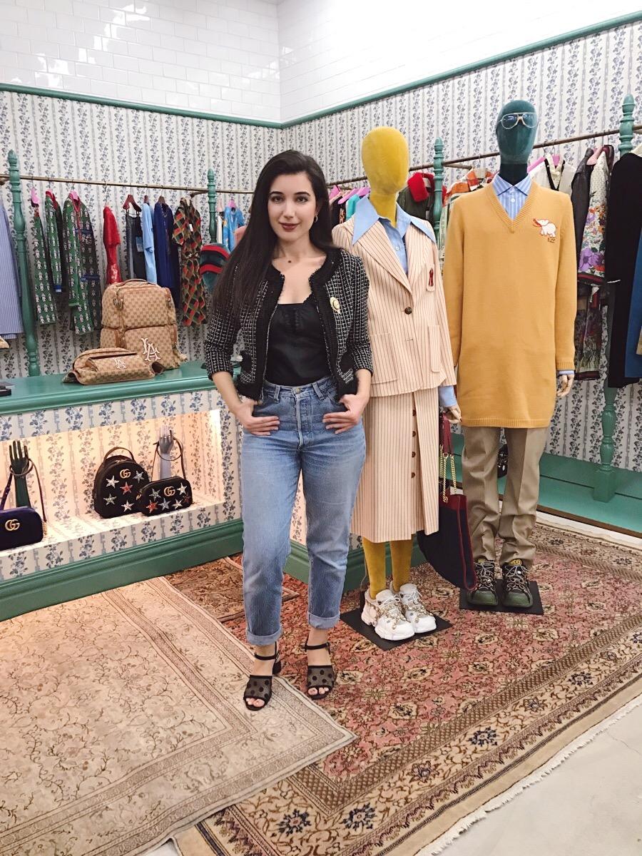 DTLA, Dover Street Market, Los Angeles, Dover Street Market Los Angeles, Los Angeles Fashion, LA fashion, LA style, fashion blogger, exhibitions, luxury retail, Downtown Los Angeles Arts District, lookbook, fashion