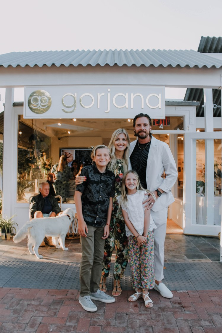 Malibu Country Mart, gorjana, gorjana Jewelry, Gorjana Reidel, bohemian, Laguna Beach designer, beach style, store opening, collection launch, Ana collection, lookbook, fashion, summer style, Laguna Beach, Malibu style, accessories, gold jewelry, gemstones,