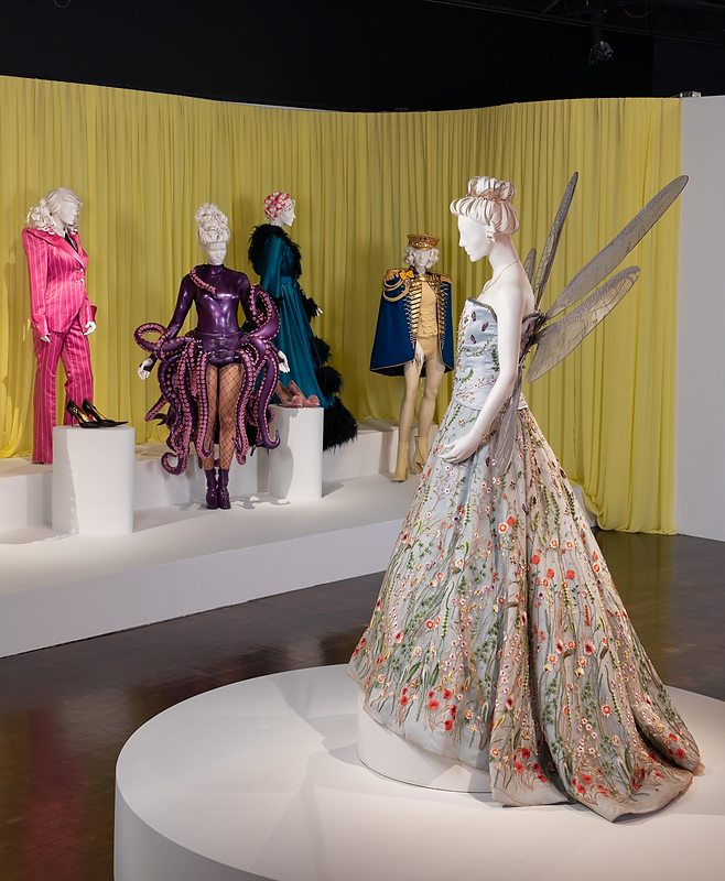 FIDM Art of Television Costume Design Exhibition, Cynthia Summers, Crazy Ex-Girlfriend Costumes, costume design, fashion, couture, A Series of Unfortunate Events, television costumes