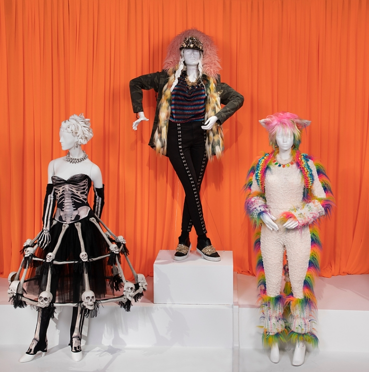 FIDM Art of Television Costume Design Exhibition, Crazy Ex-Girlfriend Costumes, costume design, fashion, couture, Marina Root costumes, television costumes