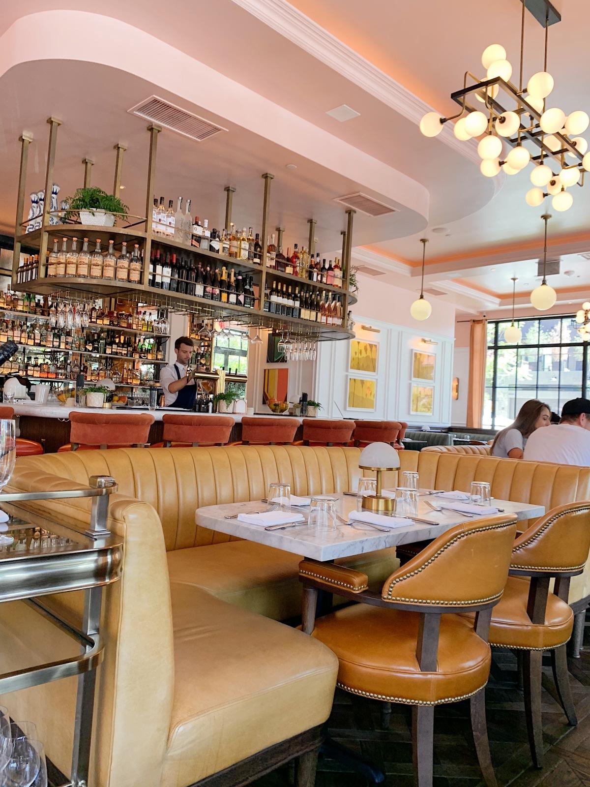 The Draycott, Palisades Village, Los Angeles restaurants, Sunday Brunch, Los Angeles brunch, West LA brunch, LA dining, food blogger