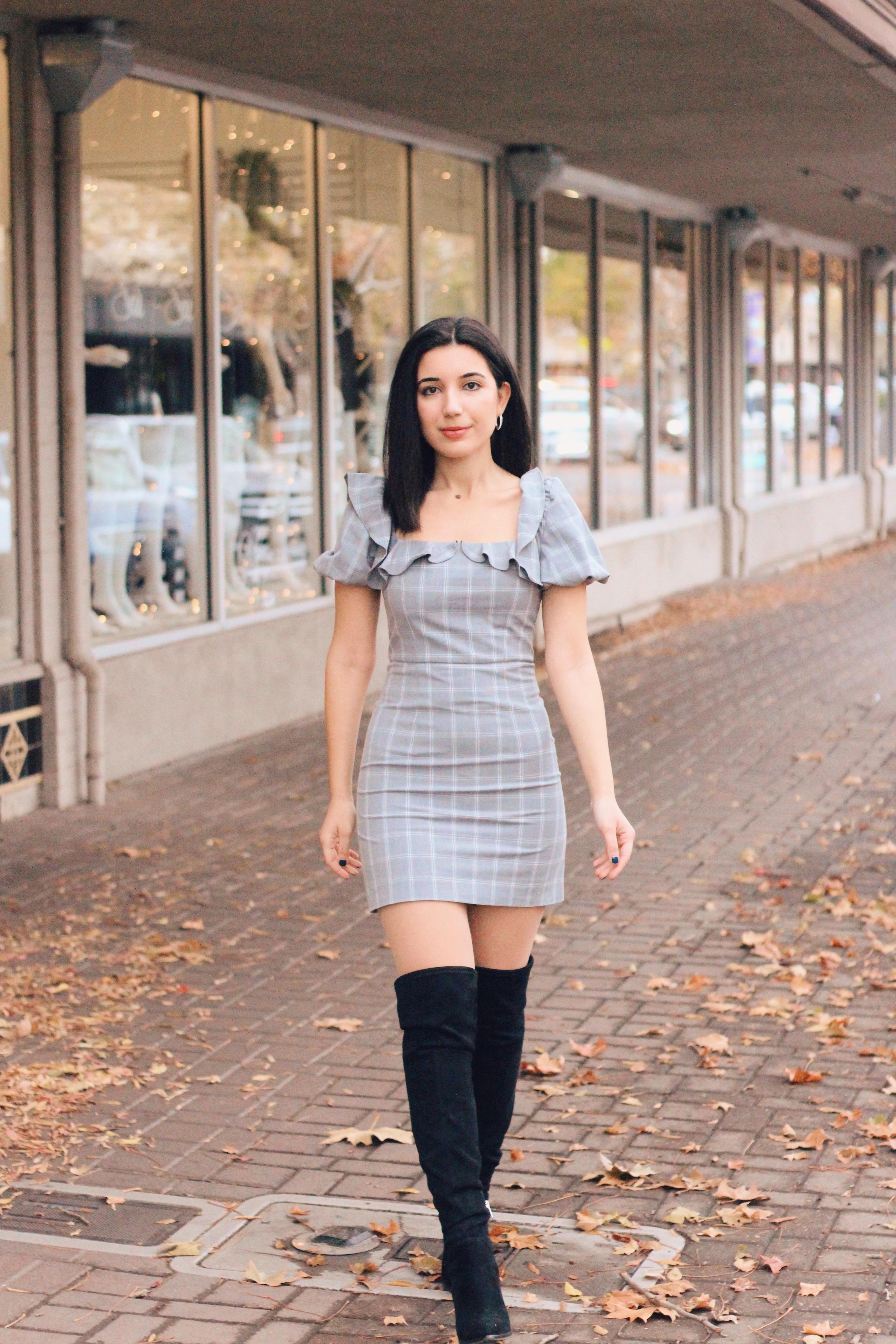 fashion winter dresses for ladies