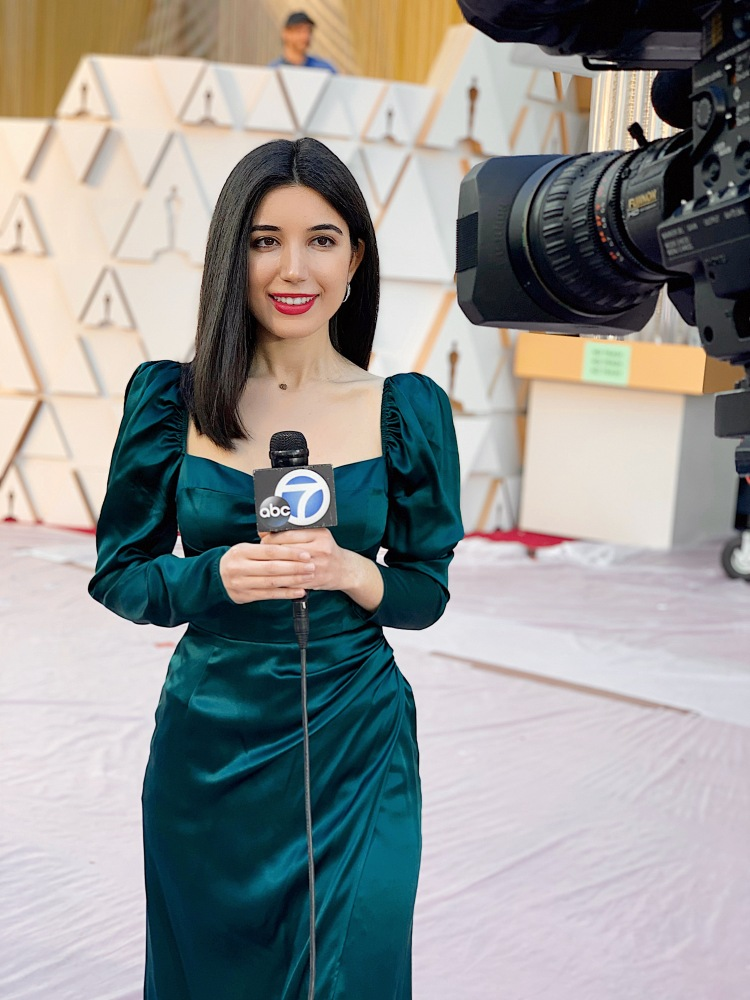 The Academy Awards, The Academy, The Oscars, Oscars red carpet fashion, The Oscars red carpet, red carpet style, what I wore, about last night, Reformation, Reformation Rey dress, sweetheart neckline, ootn, outfit of the night, sustainable fashion