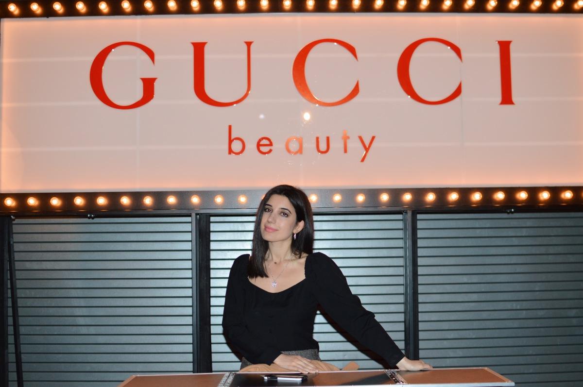 Gucci Beauty Pop Up