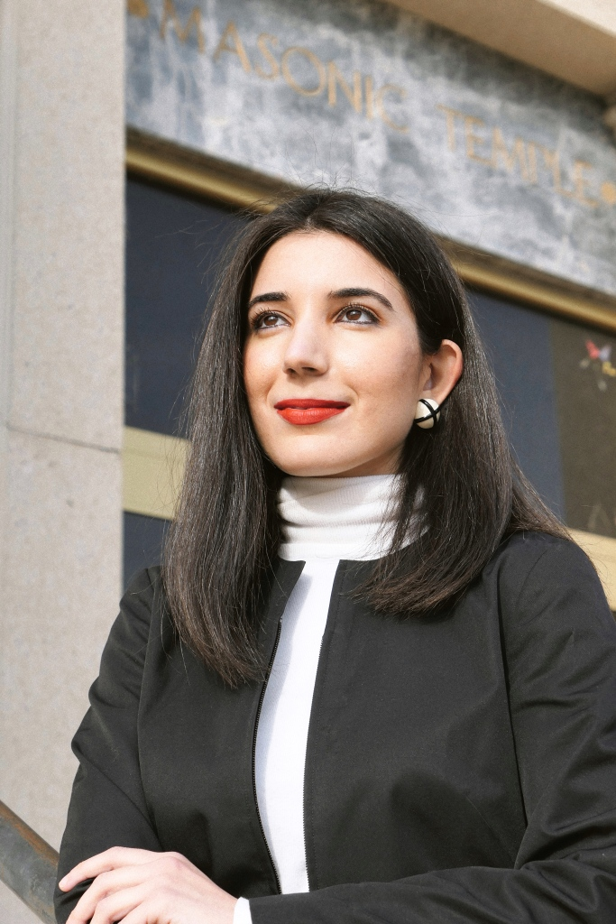 black and white suit, skirt suit, mod style, black suit, turtleneck, white turtleneck, tuxedo, outfit of the day, workwear, work style, what I wore, what I wore to work, how to dress for work, work dressing, how to, style diary, reporter style, reporter life, fashion blogger